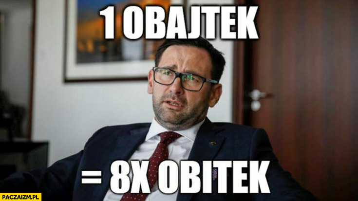 1 Obajtek to 8x Obitek