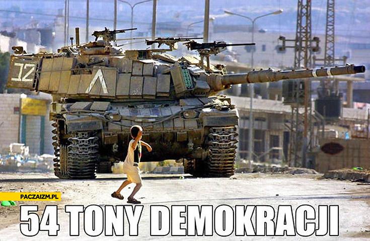 54 tony demokracji