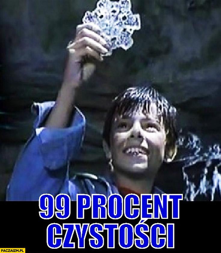 99% procent czystości narkotyki Tajemnica Sagali