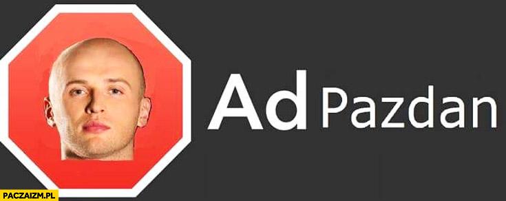 AdPazdan AdBlock Pazdan przeróbka