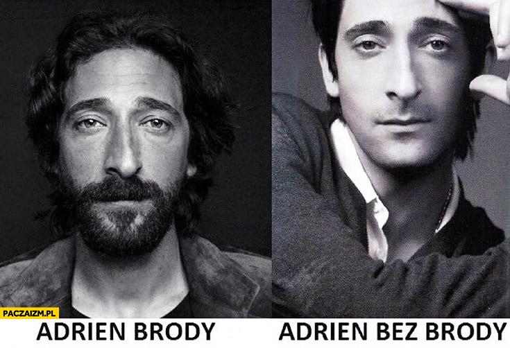 Adrien Brody Adrien bez brody