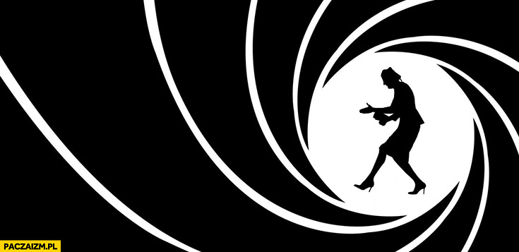 Agata Duda powitanie ŚDM James Bond przeróbka