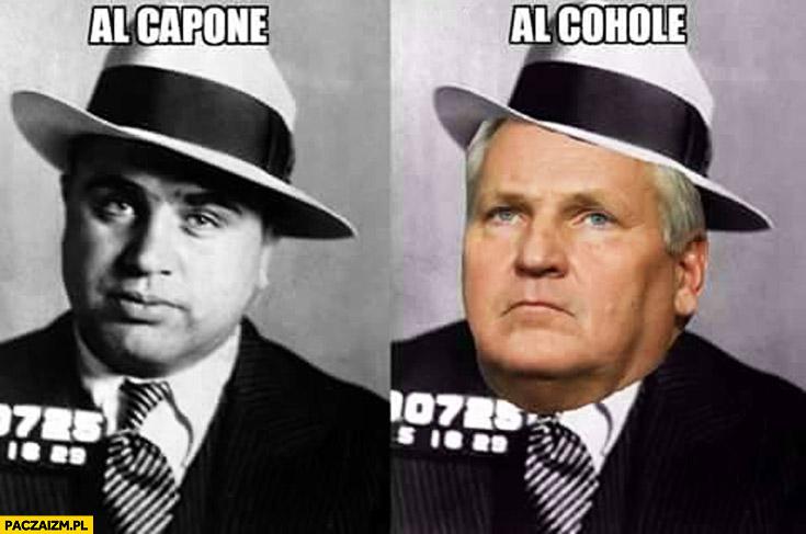 Al Capone Al Cohole Kwaśniewski