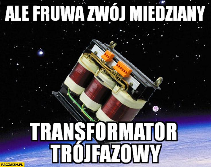 Ale fruwa zwój miedziany transformator trójfazowy