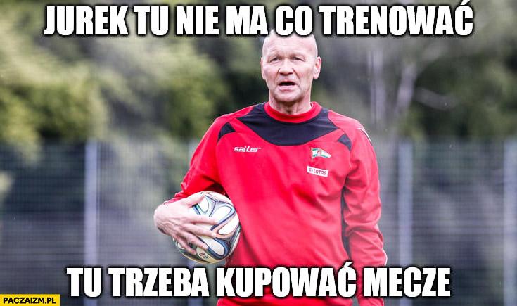 Andrzej Woźniak Jurek tu nie ma co trenować, tu trzeba kupować mecze. Brzęczek reprezentacja polski