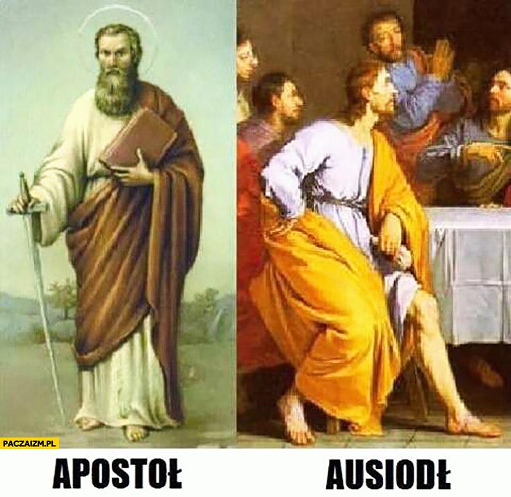 Apostoł ausiodł