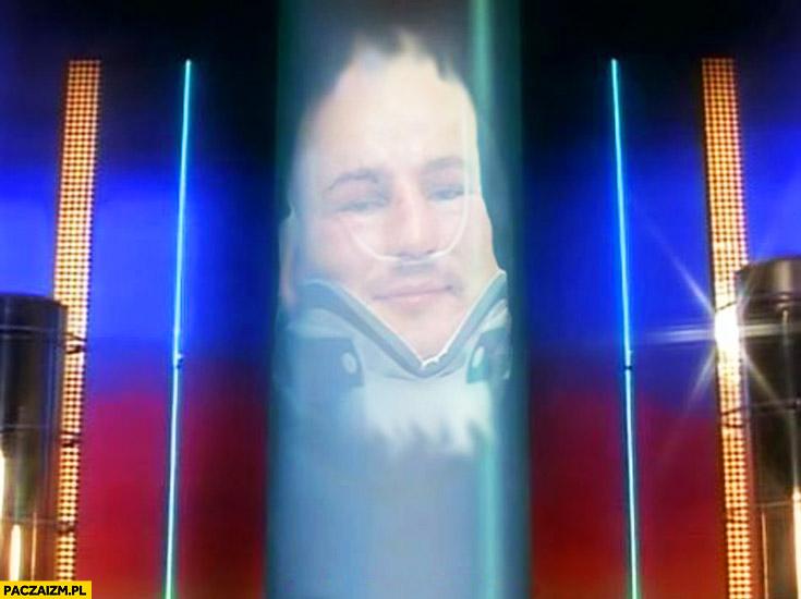 Artur Szpilka Zordon Power Rangers przeróbka nokaut