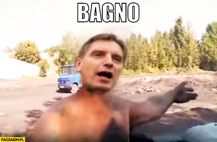 Bagno Tomasz Lis cygan