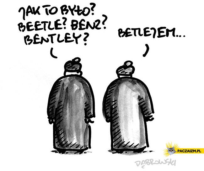 Bentley Betlejem