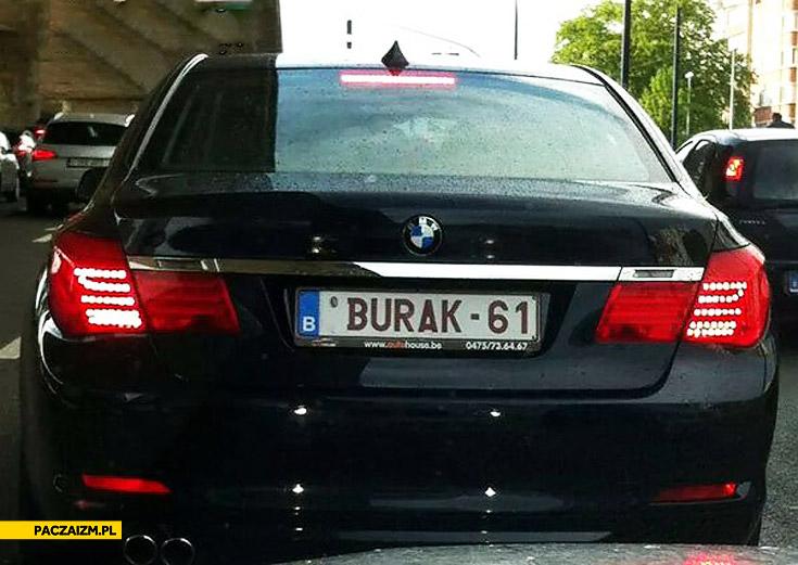 BMW burak