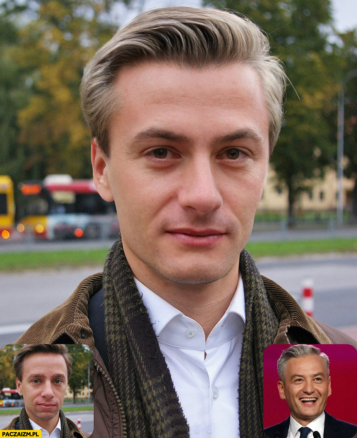 Bosak Biedroń faceapp twarz face swap