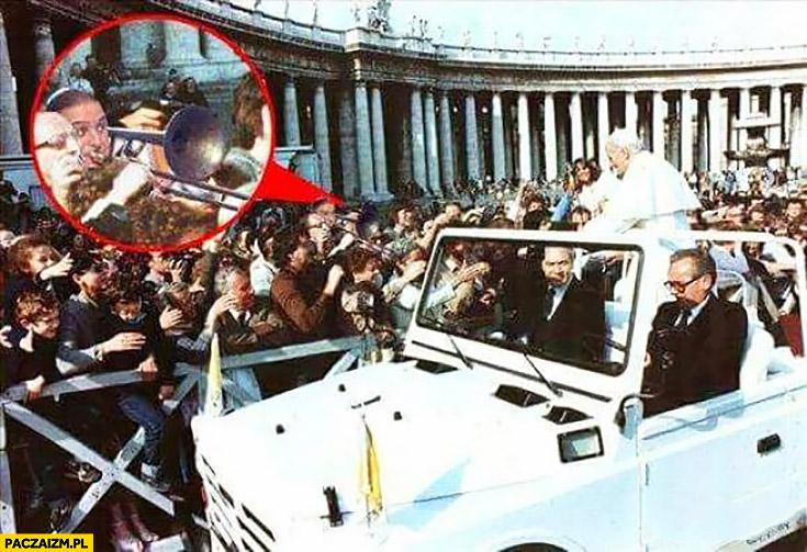 Bracia Golec zamach na papieża Jana Pawła drugiego przeróbka