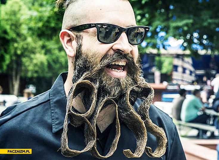Broda BOSS beard