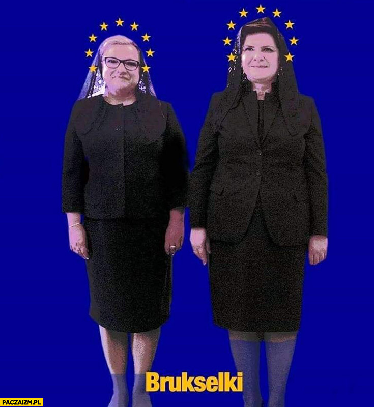 Brukselki Kempa Szydło kandydatki do europarlamentu