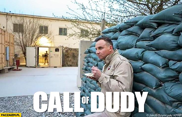 Call of Dudy Andrzej Duda