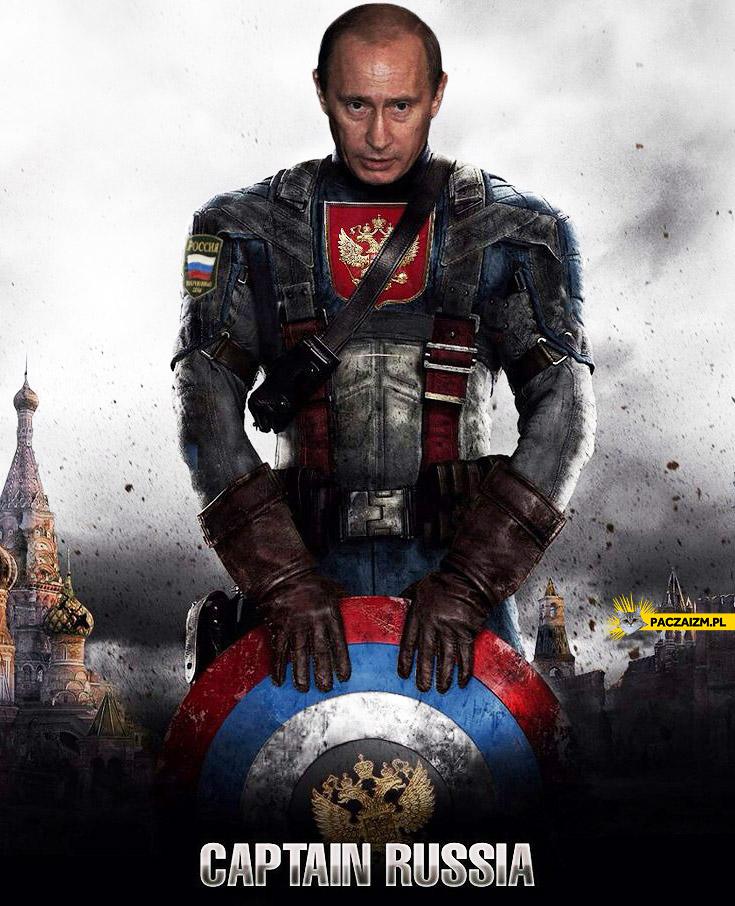 Captain Russia Putin Kapitan Rosja