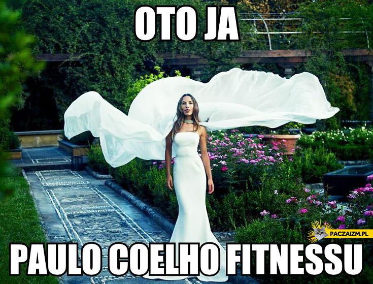 Chodakowska Paulo Coelho fitnessu