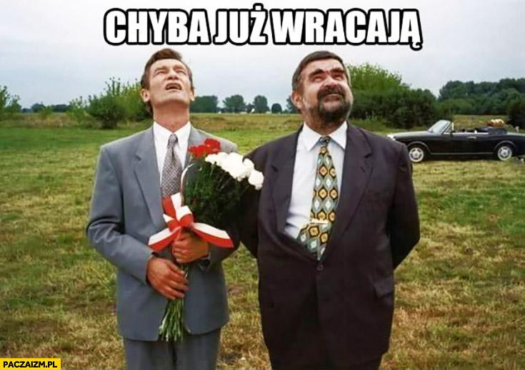Chyba już wracają z mundialu reprezentacja polski kilerów dwóch