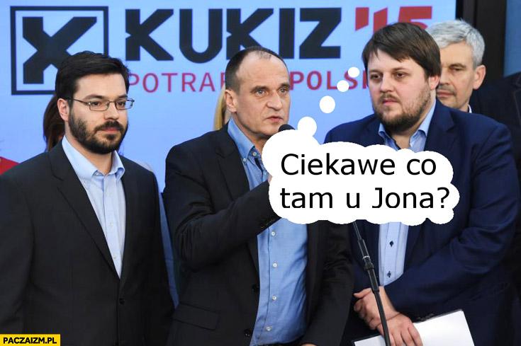 Ciekawe co tam u Jona Snowa? Piotr Apel Kukiz'15