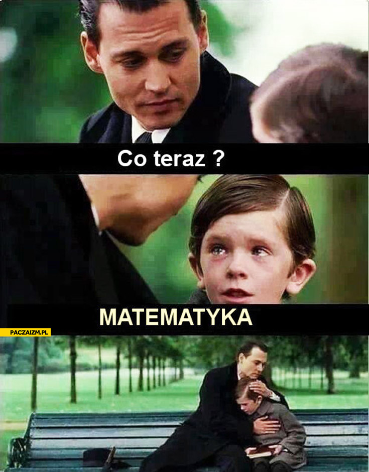 Co teraz? Matematyka