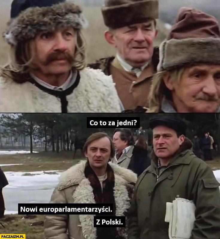 Co to za jedni? Nowi europarlamentarzyści z Polski