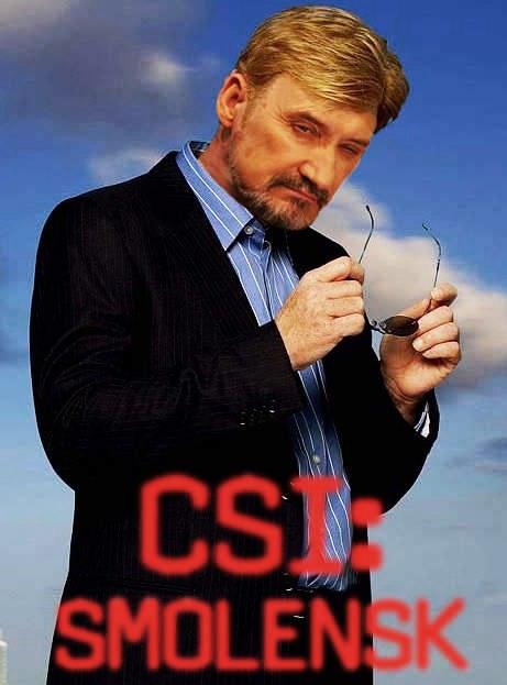 CSI: Smoleńsk