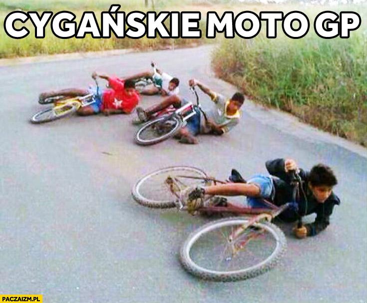 Cygańskie Moto GP