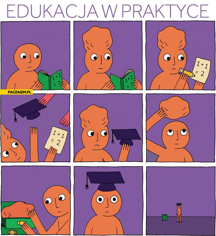 Edukacja w praktyce