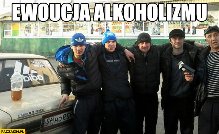 Ewolucja alkoholizmu w Rosji