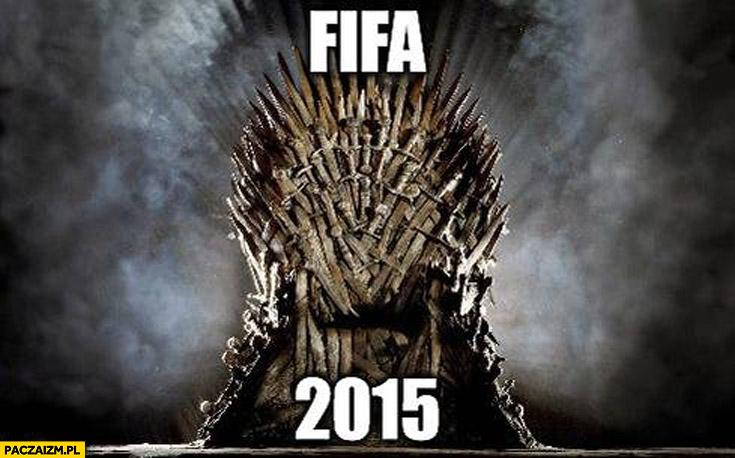FIFA 2015 Gra o tron Game of thrones