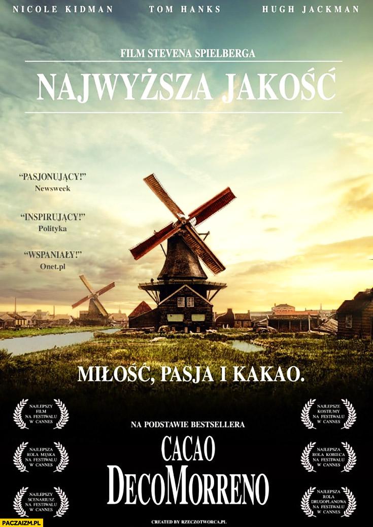 Film Cacao DecoMorreno Najwyższa Jakość