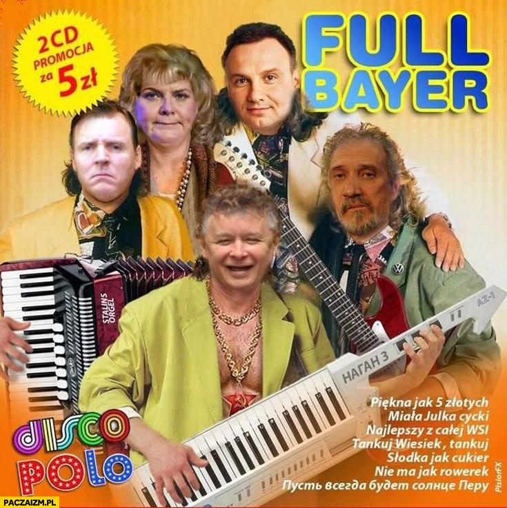 Full Bayer PiS Prawo i Sprawiedliwość Szydło Duda Kaczyński Macierewicz