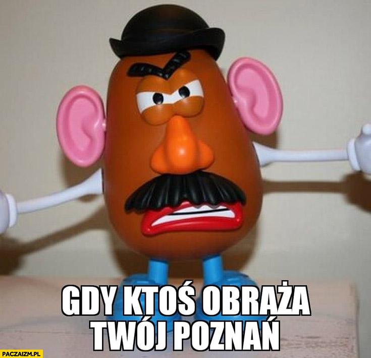 Gdy ktoś obraża Twój Poznań wkurzona pyra