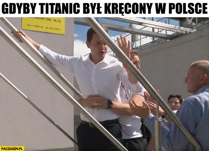 Gdyby Titanic był kręcony w Polsce Nitras Kaleta