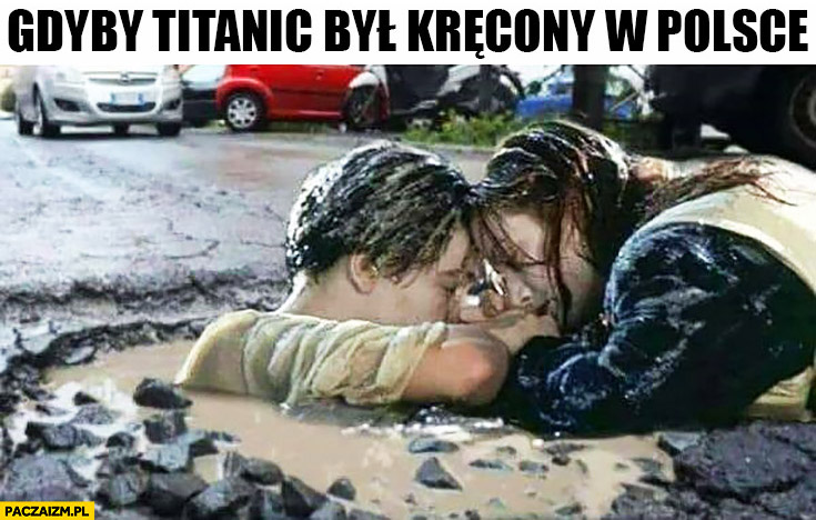 Gdyby Titanic był kręcony w Polsce