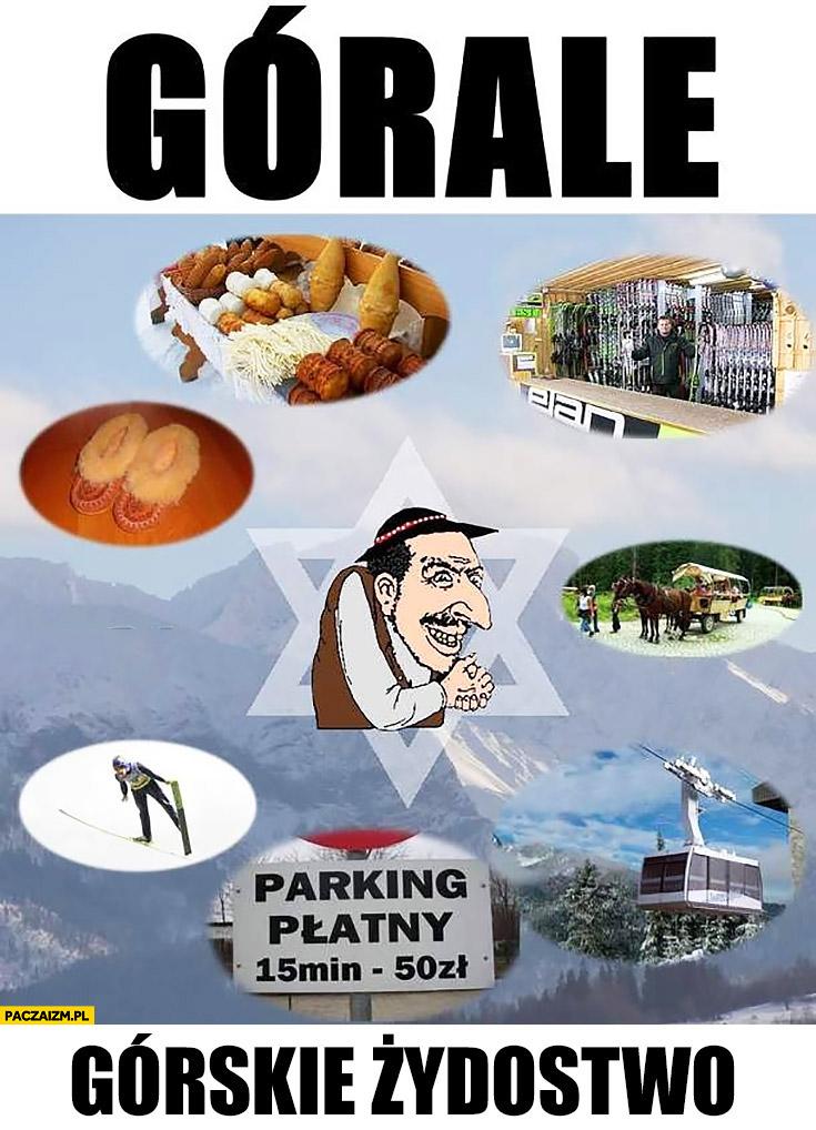 Górale górskie Żydostwo