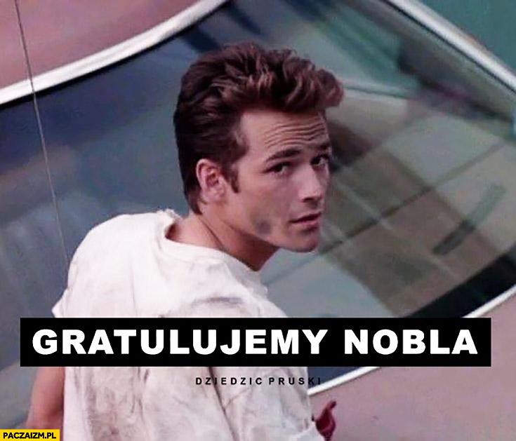 Gratulujemy nobla Brandon Beverly Hills Bob Dylan