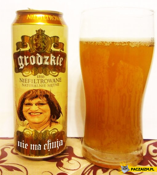Grodzkie piwo