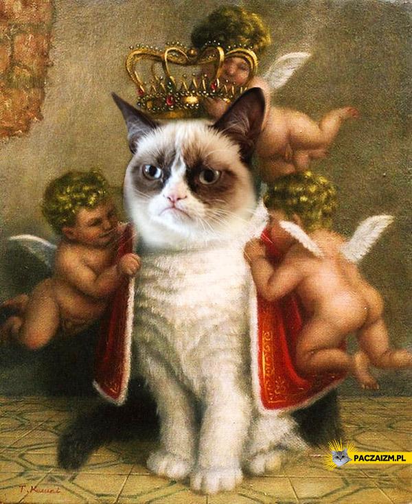 Grumpy Król