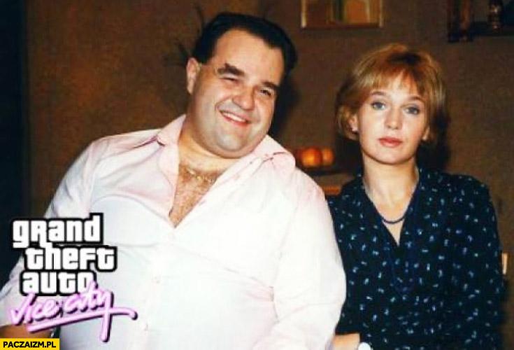 GTA Vice City Miodowe Lata Karol