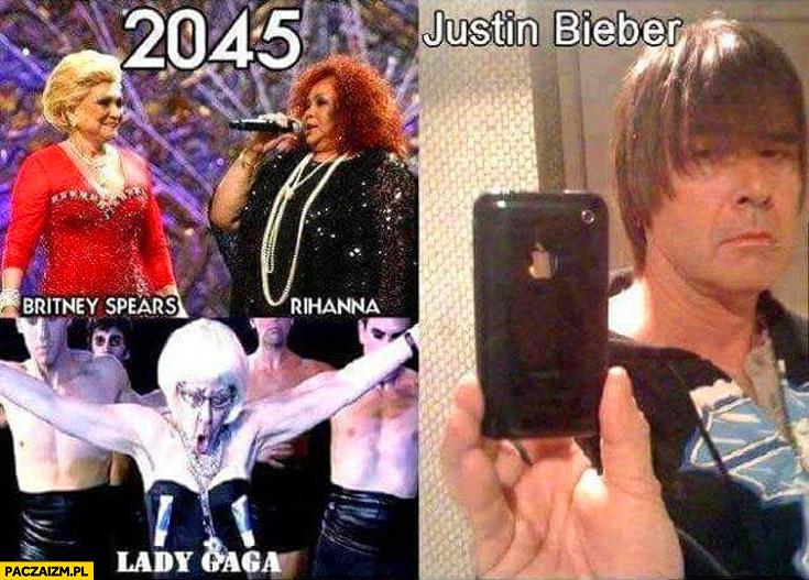 Gwiazdy za 30 lat w roku 2045