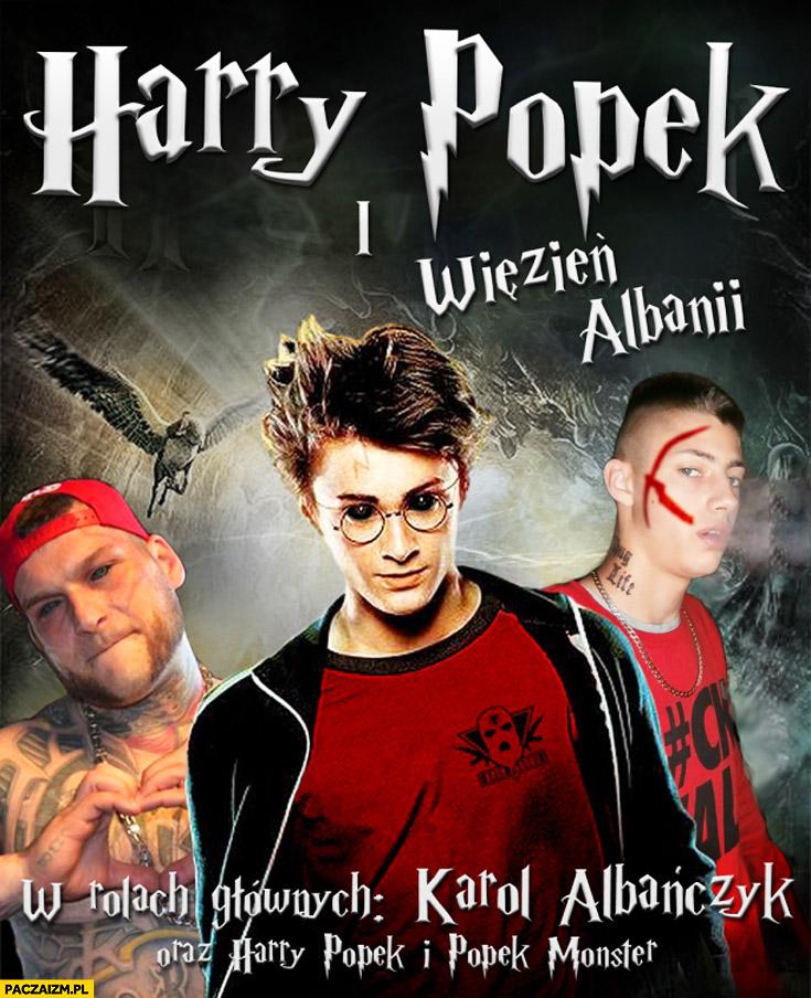 Harry Popek i więzień Albanii