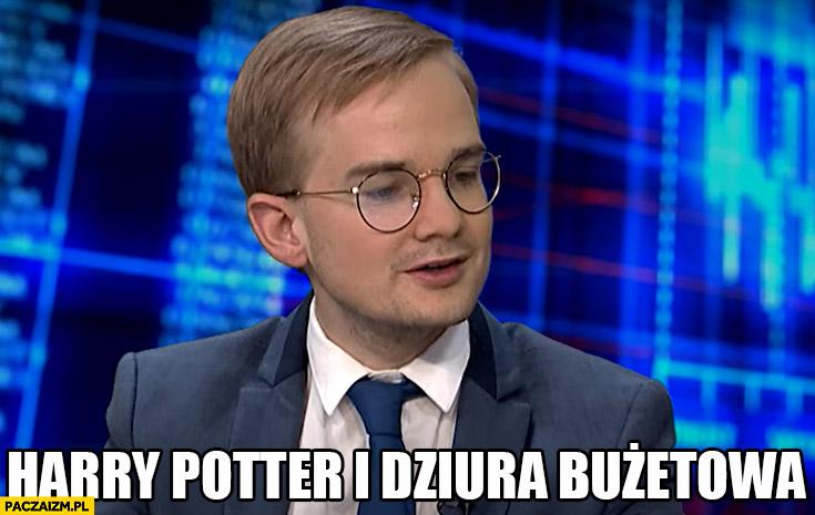 Harry Potter i dziura budżetowa Patkowski