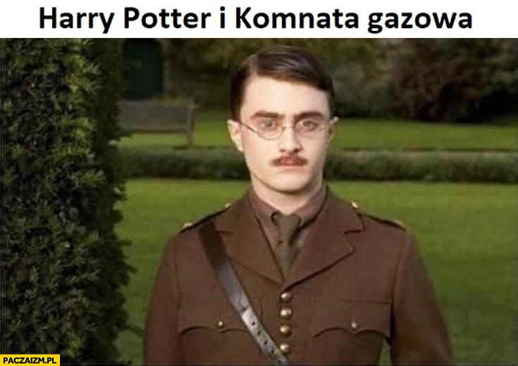 Harry Potter i komnata gazowa Niemiec