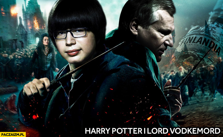 Harry Potter i Lord Vodkemord Janniger Kwaśniewski