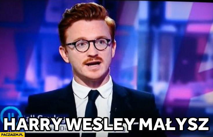 Harry Wesley Małysz Niall Cowley