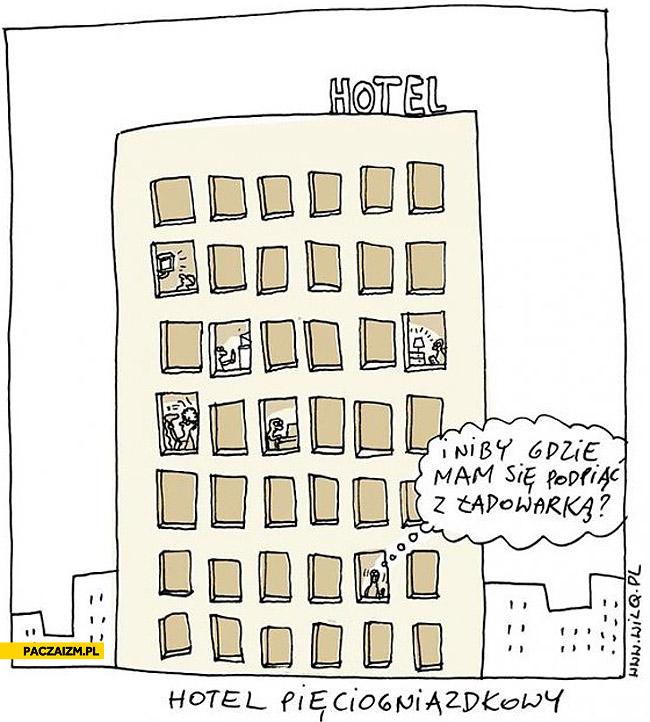 Hotel pięciogniazdkowy