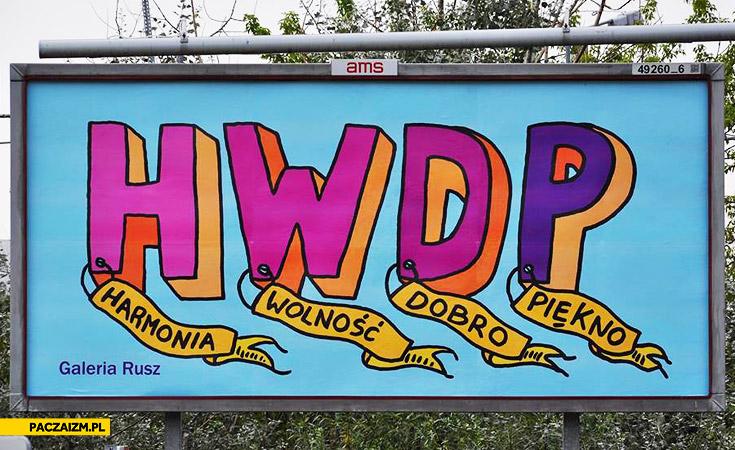 HWDP co to znaczy