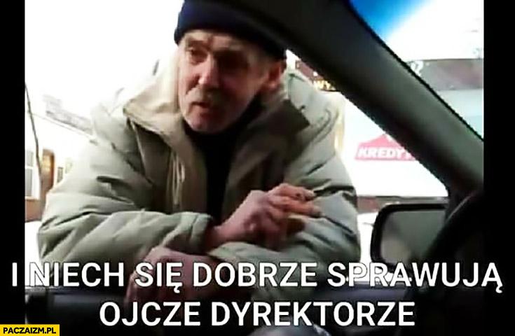 I niech się dobrze sprawują Ojcze Dyrektorze Rydzyk dostaje samochody od bezdomnego