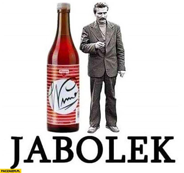 Jabolek Jabol Lech Wałęsa Bolek